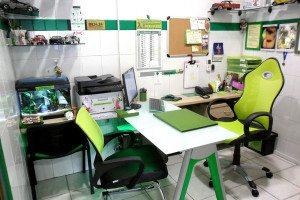 Ufficio | Carrozzeria Bonomo