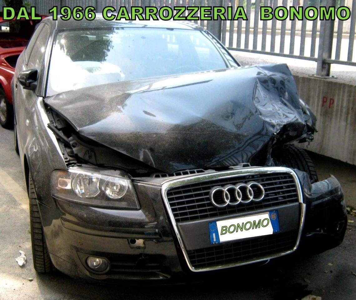 Riparazione Auto Incidentate| Carrozzeria Bonomo